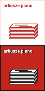 Arkusze PLANO